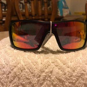 Oakley Black Wrap Batwolf Sunglasses NWT